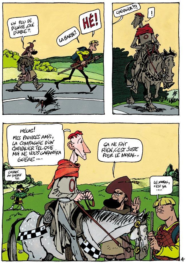 Le pauvre chevalier