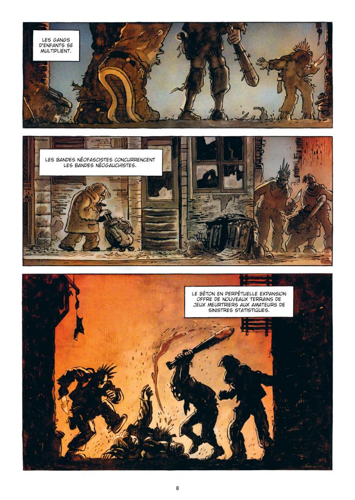 Extrait n°4 de la bd Carton blême par Jean-Hugues Oppel