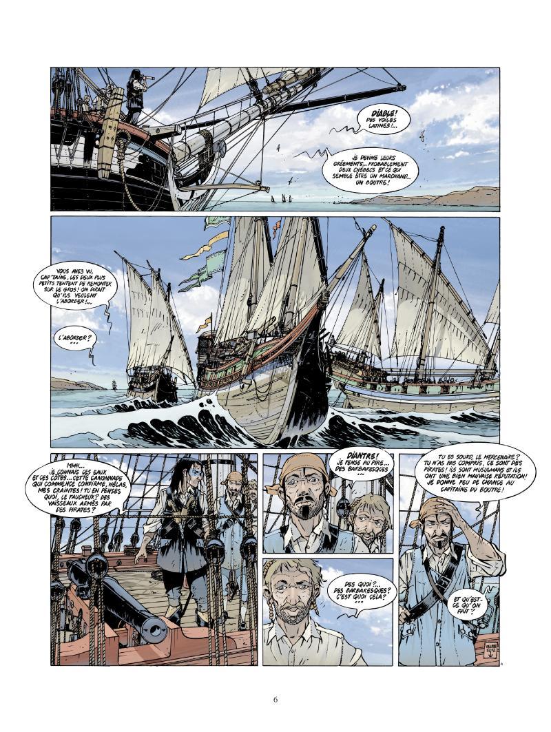 Extrait n°4 de la bd tome 4 par Jean-Yves Delitte