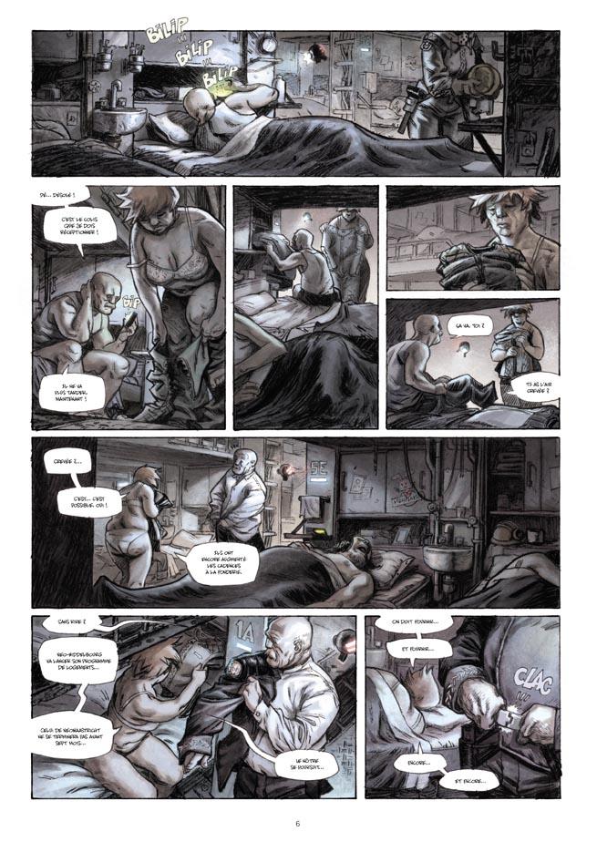 Extrait n°2 de la bd tome 2 par Luc Brunschwig