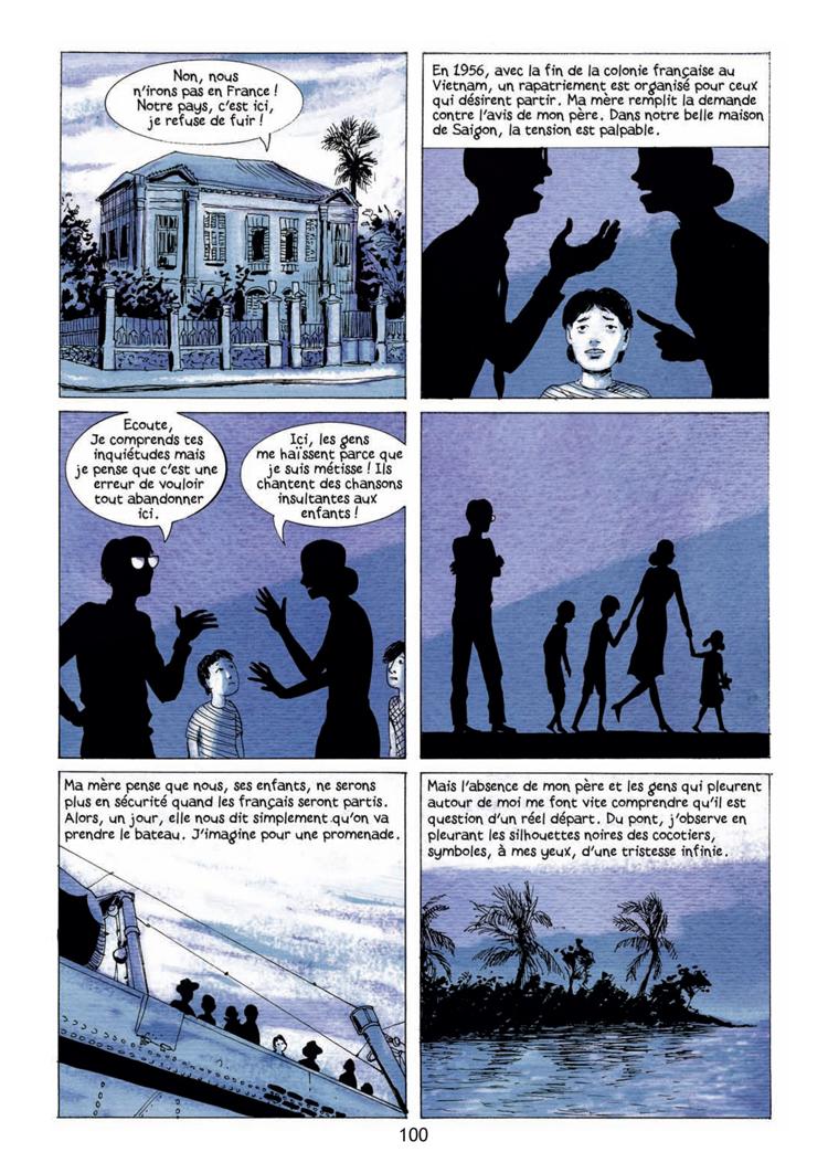 Extrait n°1 de la bd tome 1 par Clément Baloup