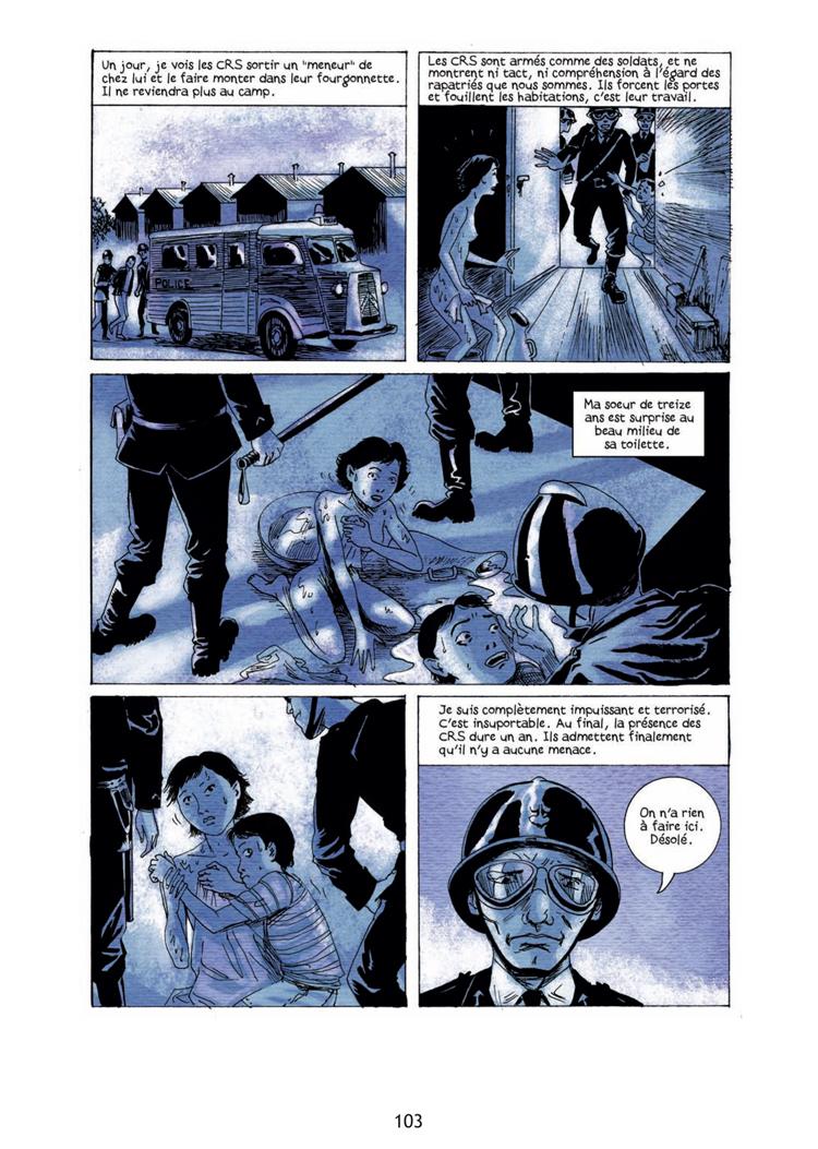 Extrait n°4 de la bd tome 1 par Clément Baloup