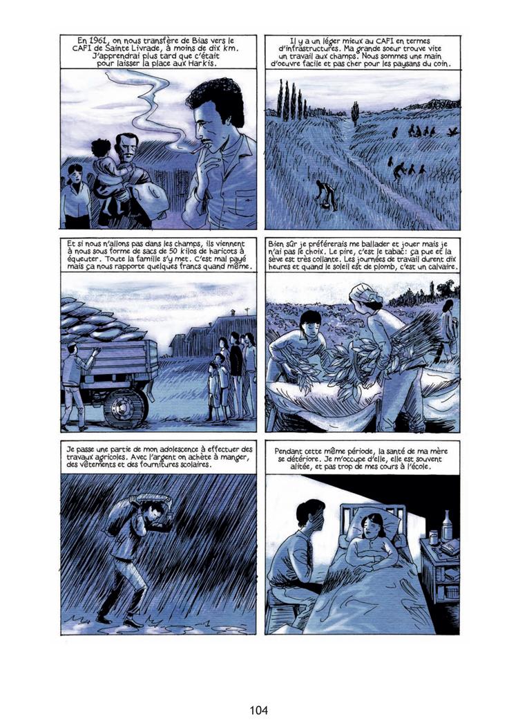 Extrait n°5 de la bd tome 1 par Clément Baloup