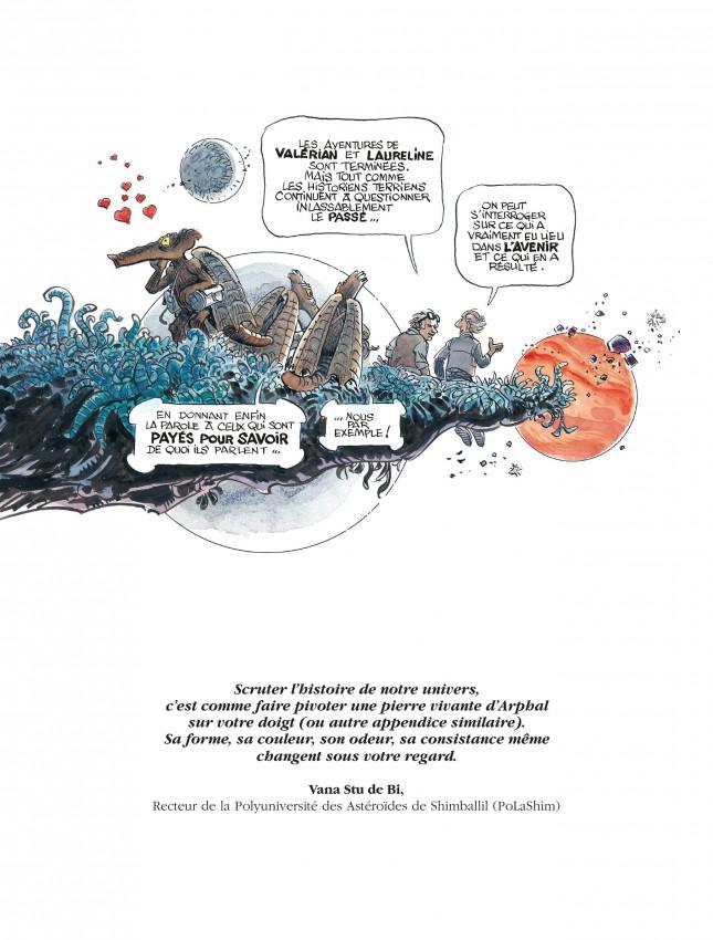 Extrait n°1 de la bd tome 22 par Pierre Christin