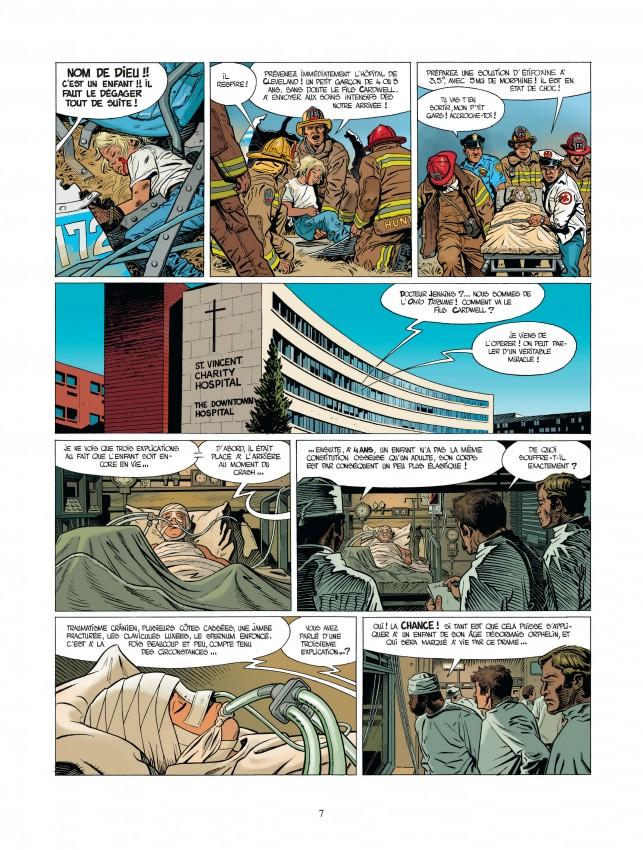 Extrait n°4 de la bd tome 6 par Laurent-Frédéric Bollée
