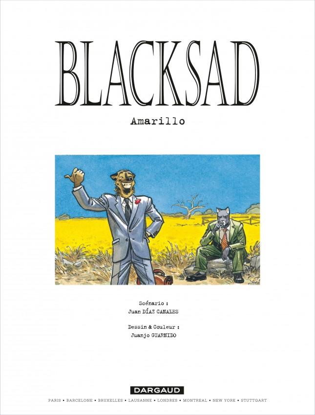 Extrait n°1 de la bd tome 5 par Juan Diaz Canales