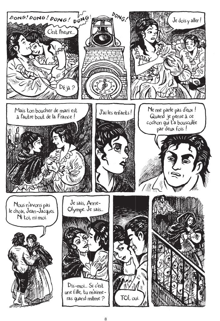 Extrait n°4 Olympe de Gouges par Catel