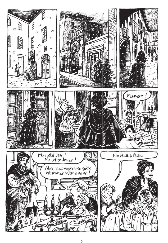 Extrait n°5 Olympe de Gouges par Catel