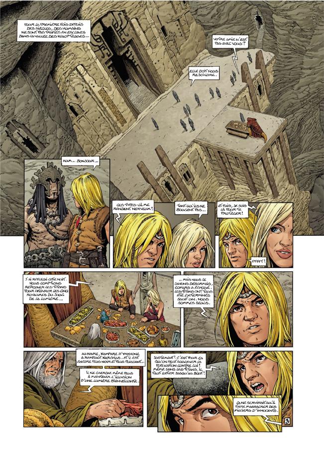Extrait n°3 de la bd tome 8 par Arleston