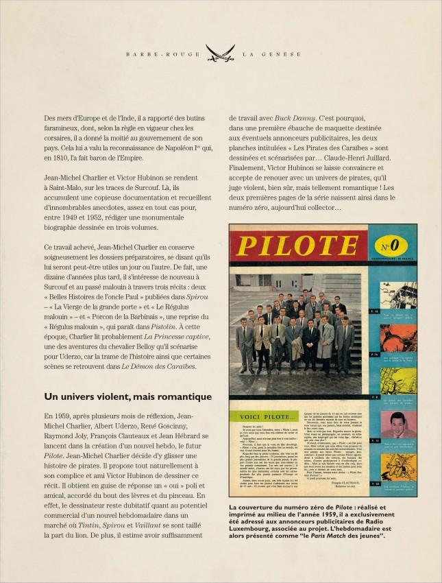 Extrait n°5 de la bd tome 1 par Jean-Michel Charlier