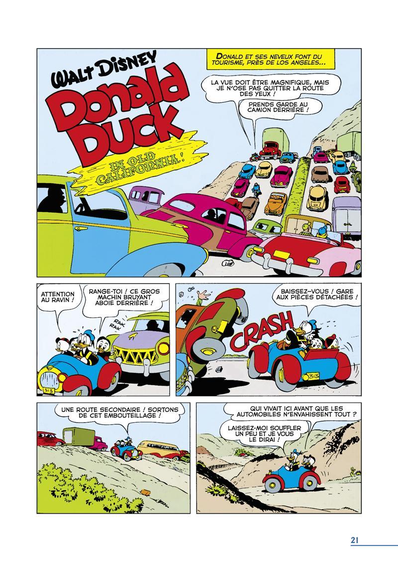 Extrait n°1 du comics tome 2 par Carl Barks