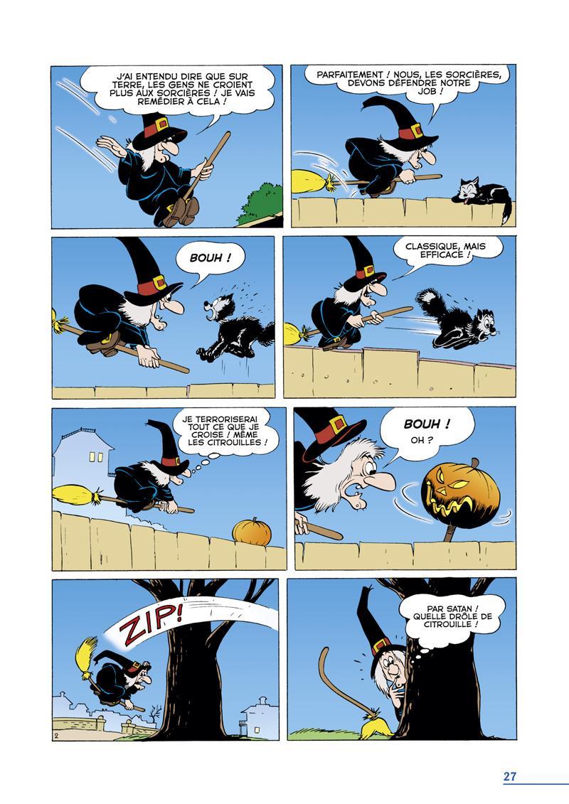 Extrait n°2 du comics tome 3 par Carl Barks