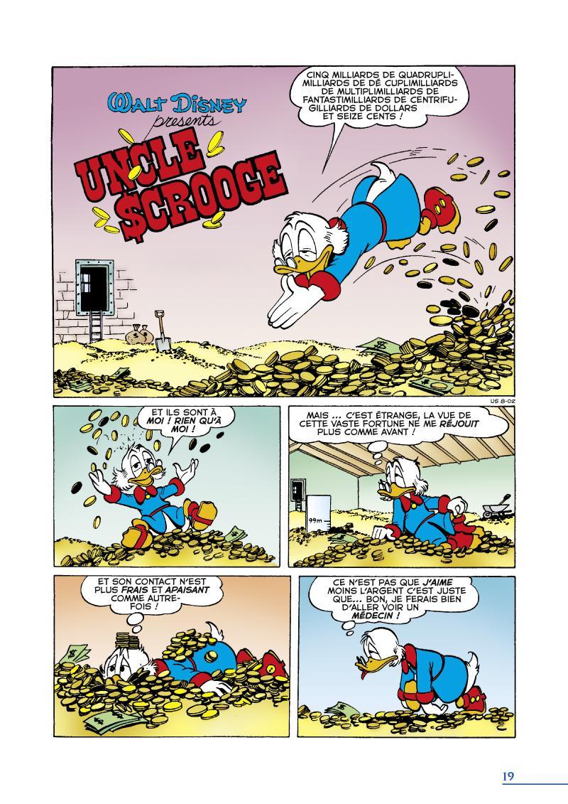 Extrait n°1 du comics tome 5 par Carl Barks