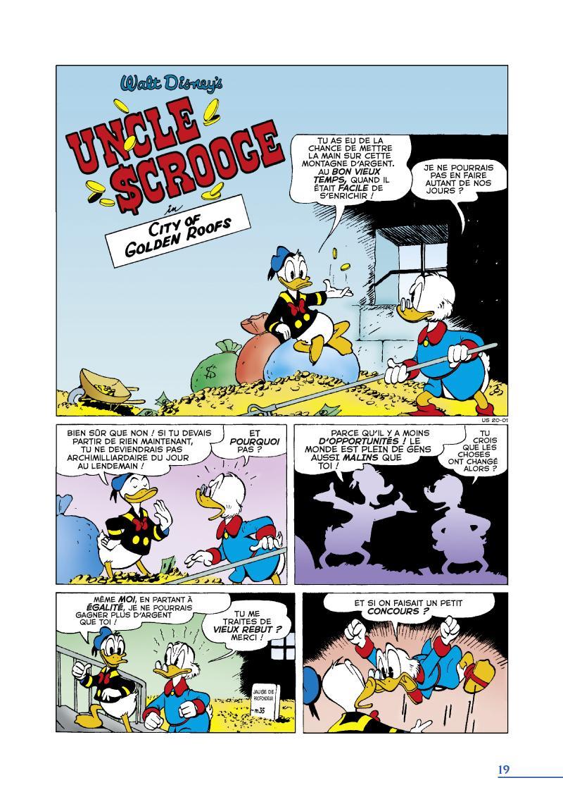 Extrait n°1 du comics tome 8 par Carl Barks