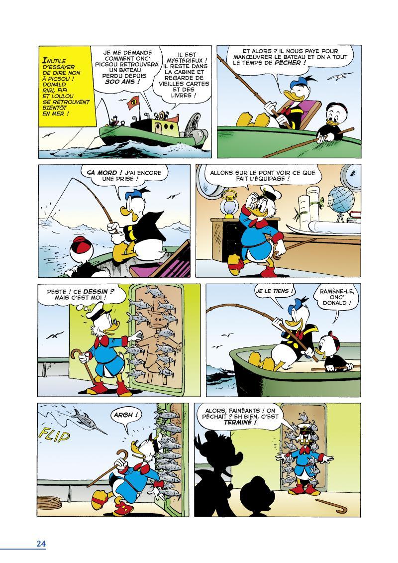 Extrait n°4 du comics tome 9 par Carl Barks