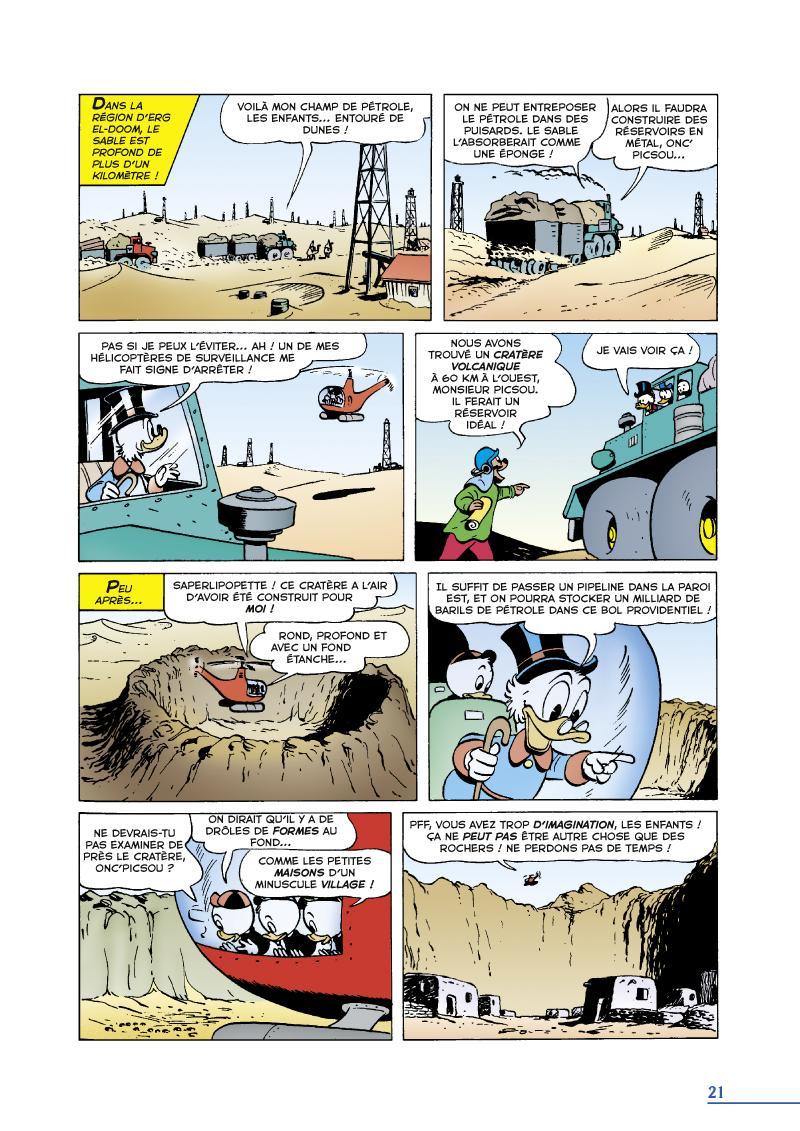 Extrait n°3 du comics tome 11 par Carl Barks