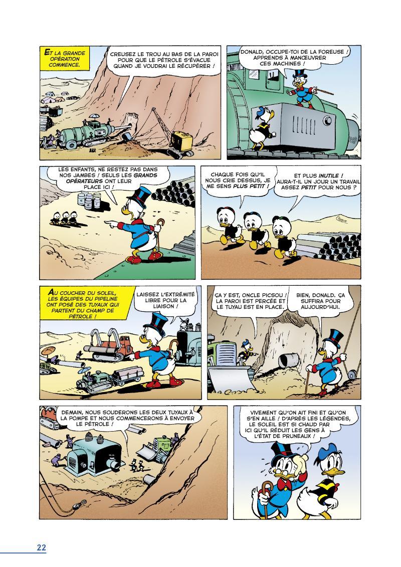 Extrait n°4 du comics tome 11 par Carl Barks