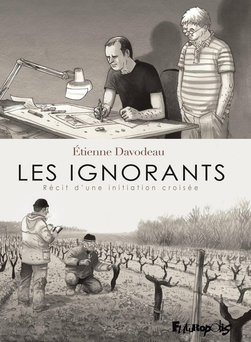 Extrait n°7 de la bd Les ignorants, récit d'une initiation croisée par Étienne Davodeau