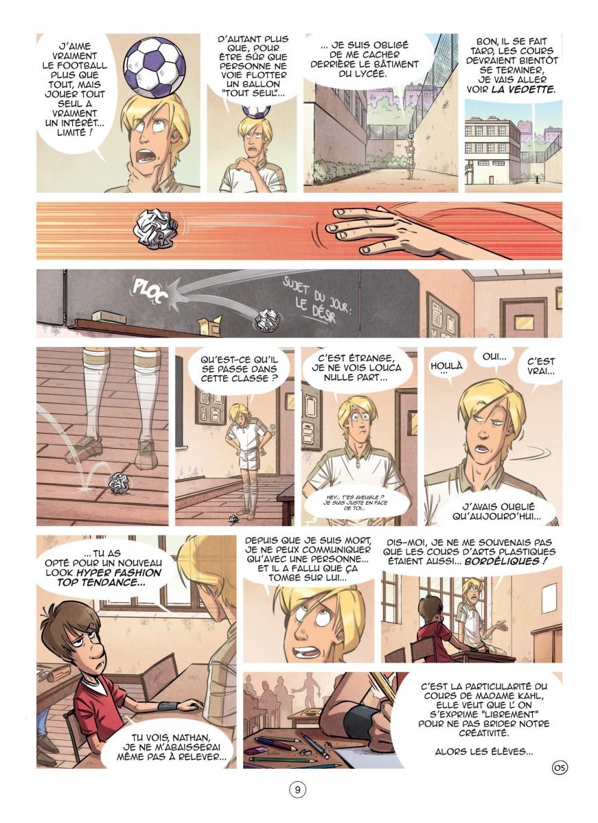 Extrait n°5 de la bd tome 2 par Nadine Thomas