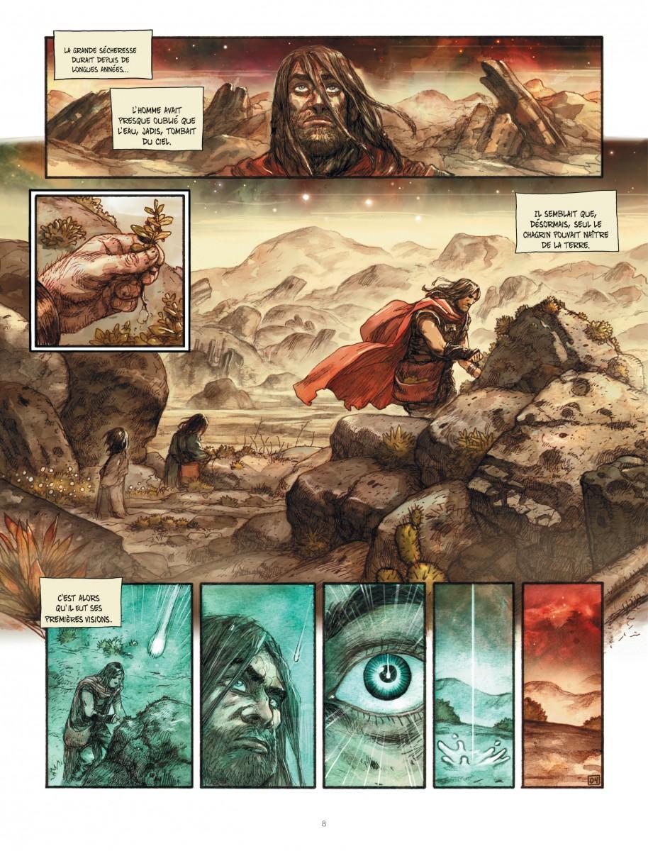 Extrait n°4 du comics par Ari Handel