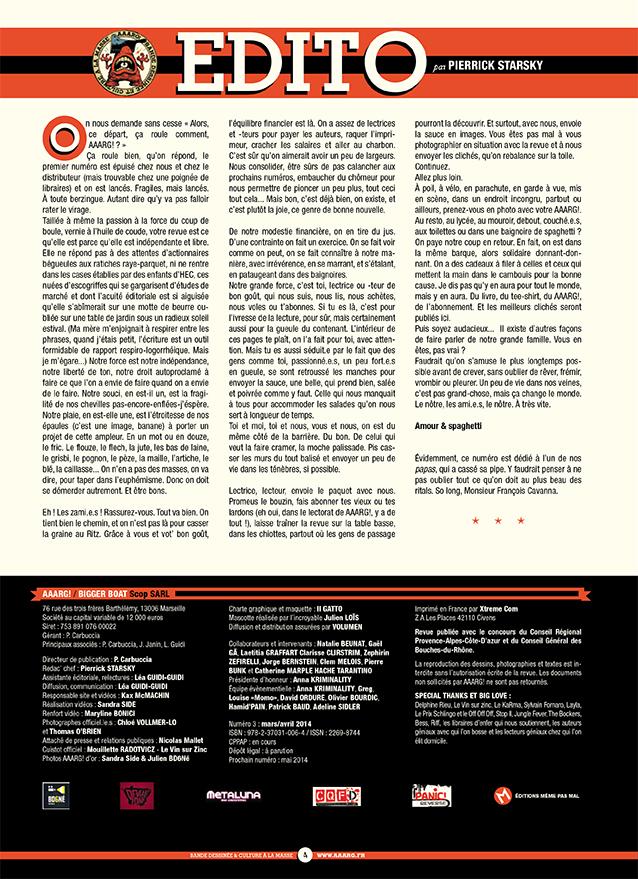 Extrait n°2 de la bd tome 3 par Moutch