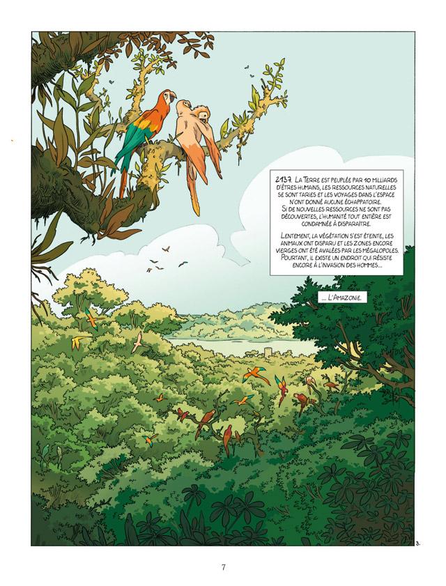 Extrait n°3 de la bd Kanopé par Louise Joor