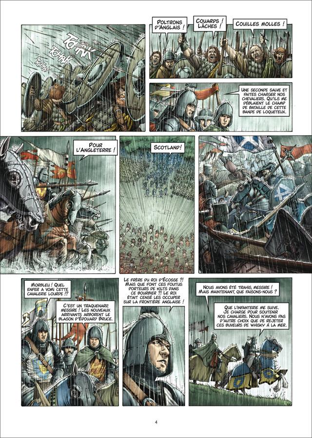 Extrait n°2 de la bd tome 2 par Thierry Gloris