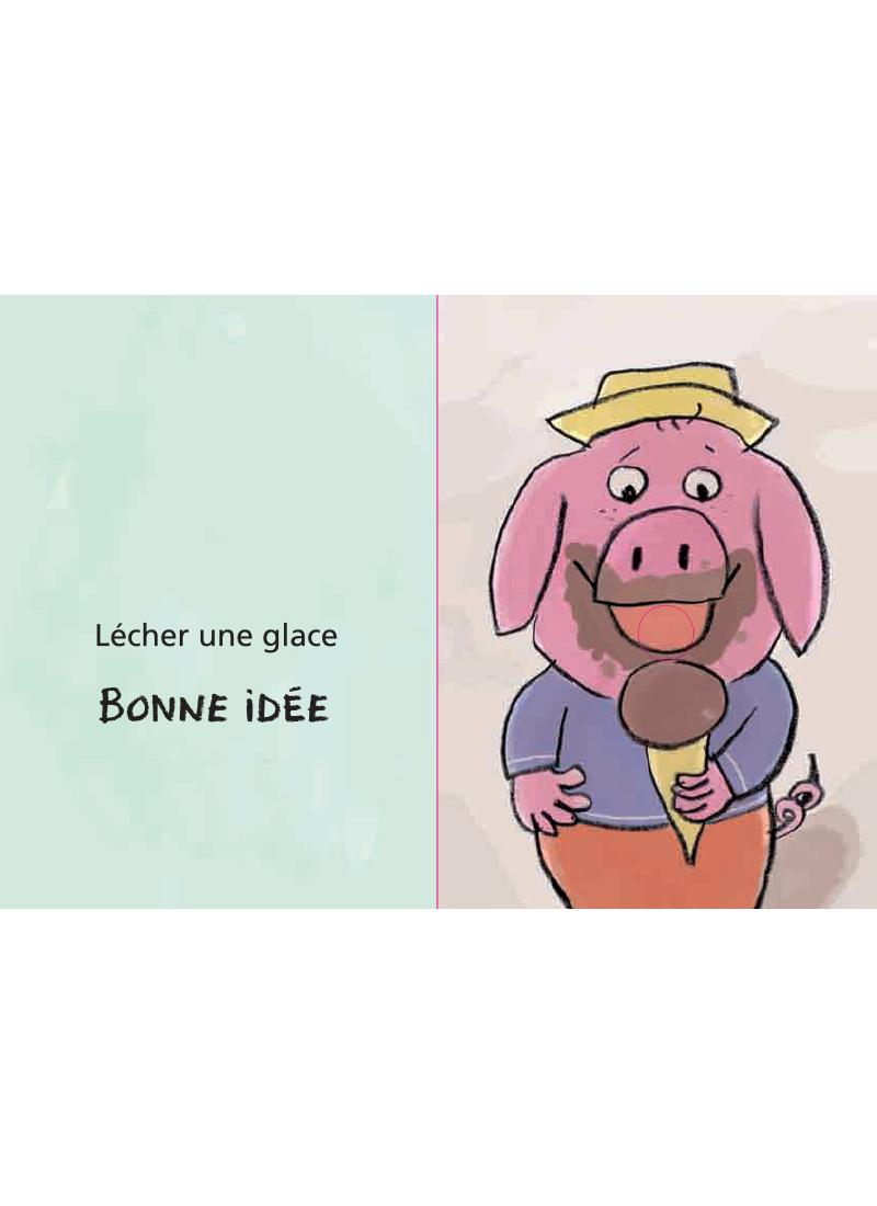 Extrait n°1 de la bd Bonne ou mauvaise idée par Ludovic Flamant