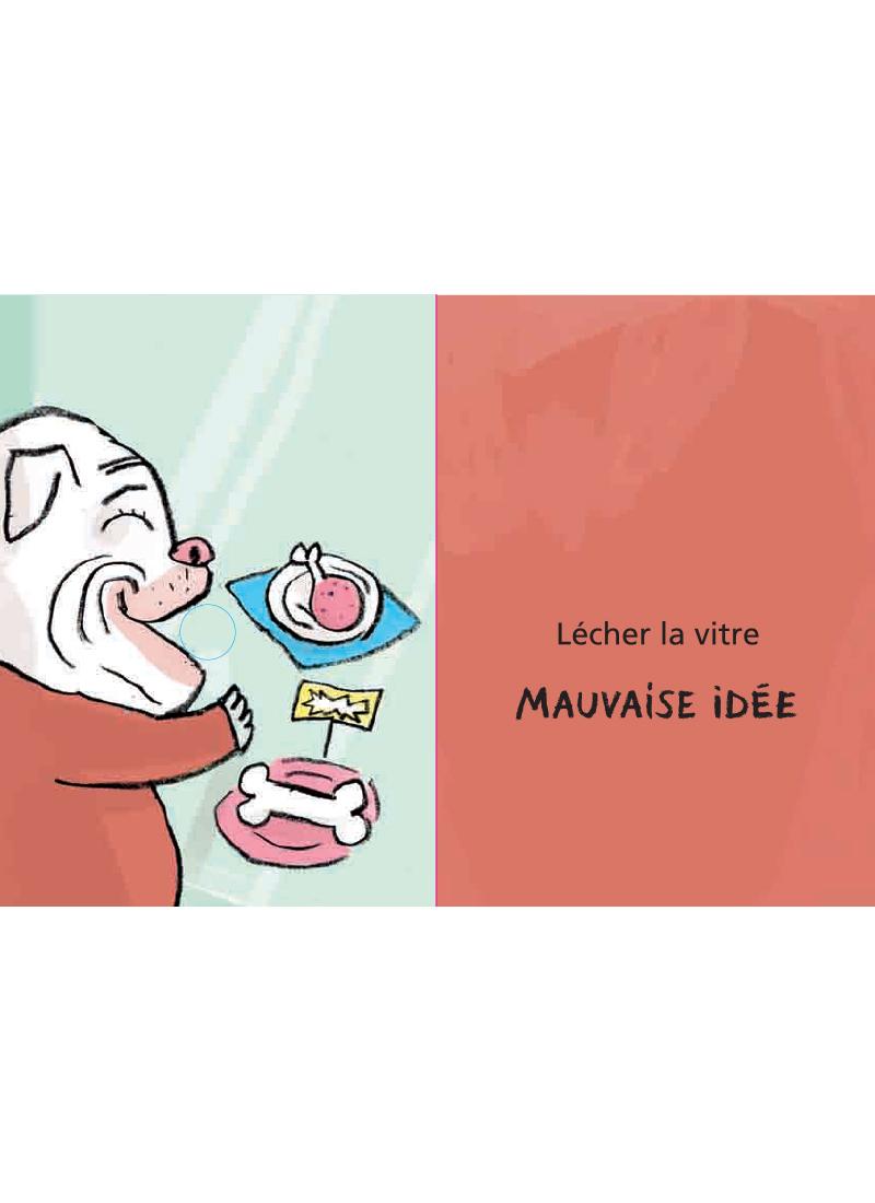 Extrait n°2 de la bd Bonne ou mauvaise idée par Ludovic Flamant
