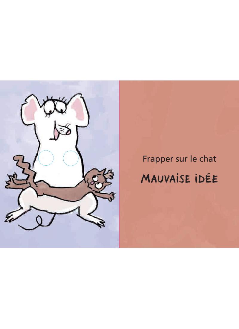 Extrait n°4 de la bd Bonne ou mauvaise idée par Ludovic Flamant