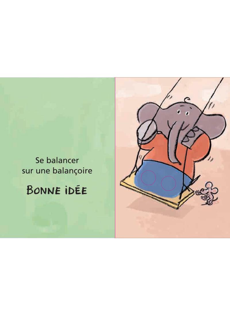 Extrait n°5 de la bd Bonne ou mauvaise idée par Ludovic Flamant