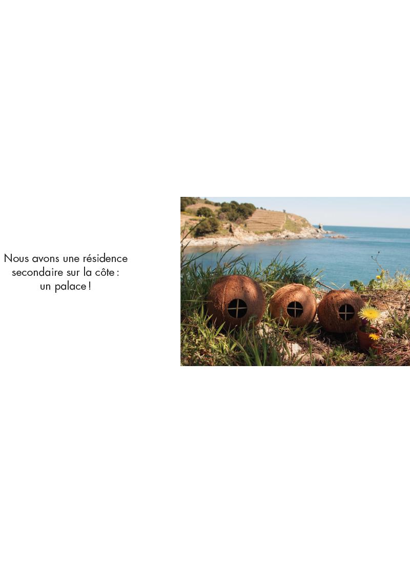 Extrait n°2 de la bd Les Vacances par Isabelle Gil