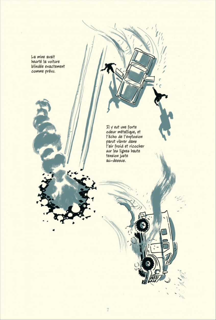 Extrait n°1 du comics tome 4 par Darwyn Cooke