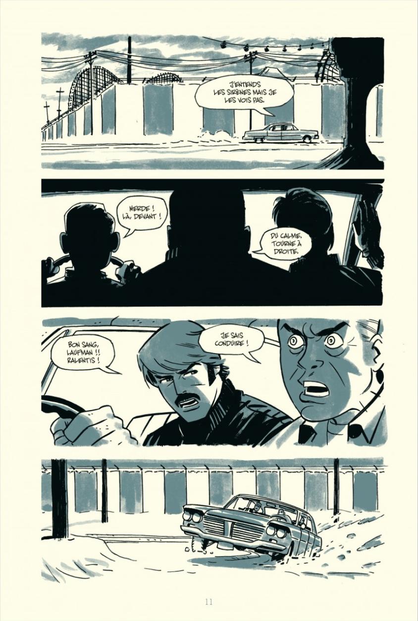 Extrait n°5 du comics tome 4 par Darwyn Cooke