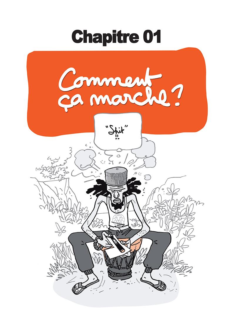 Extrait n°8 de la bd Ma cigarette électronique par Monsieur B.