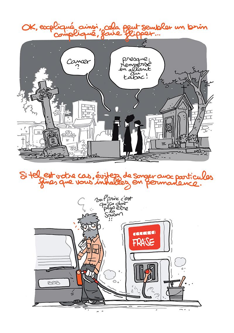 Extrait n°12 de la bd Ma cigarette électronique par Monsieur B.