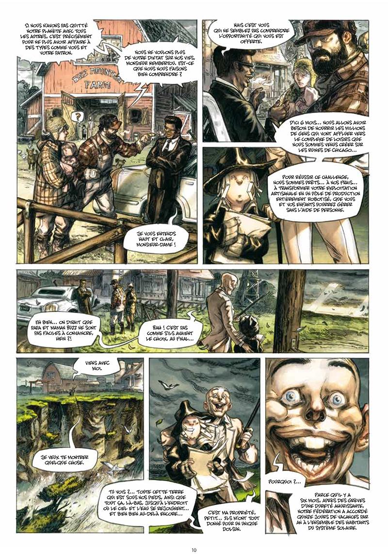 Extrait n°6 de la bd tome 3 par Luc Brunschwig