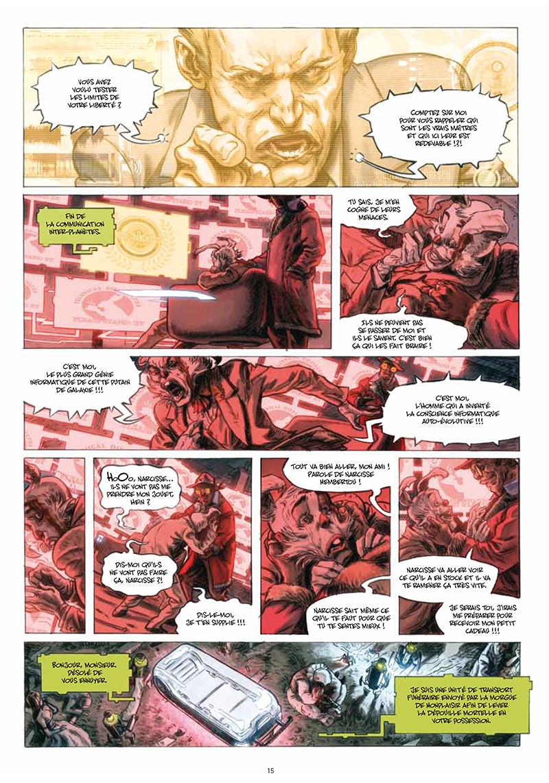 Extrait n°11 de la bd tome 3 par Luc Brunschwig