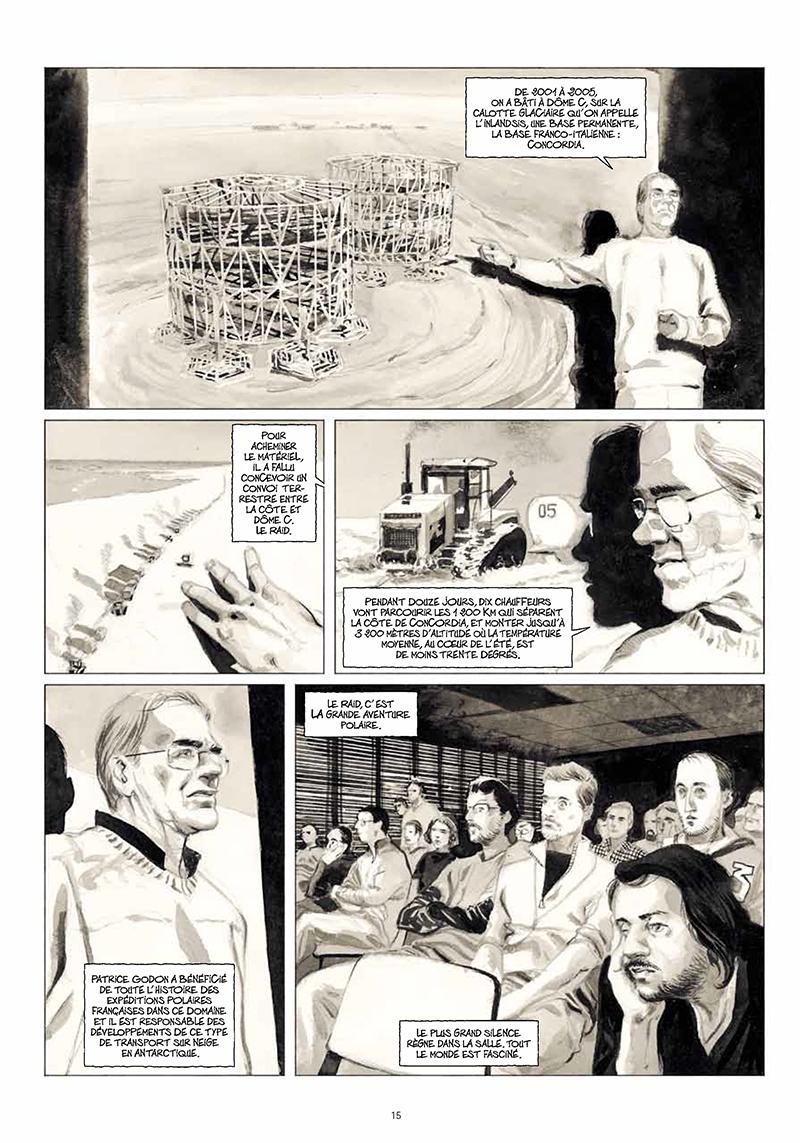 Extrait n°13 de la bd La Lune est blanche par Emmanuel Lepage