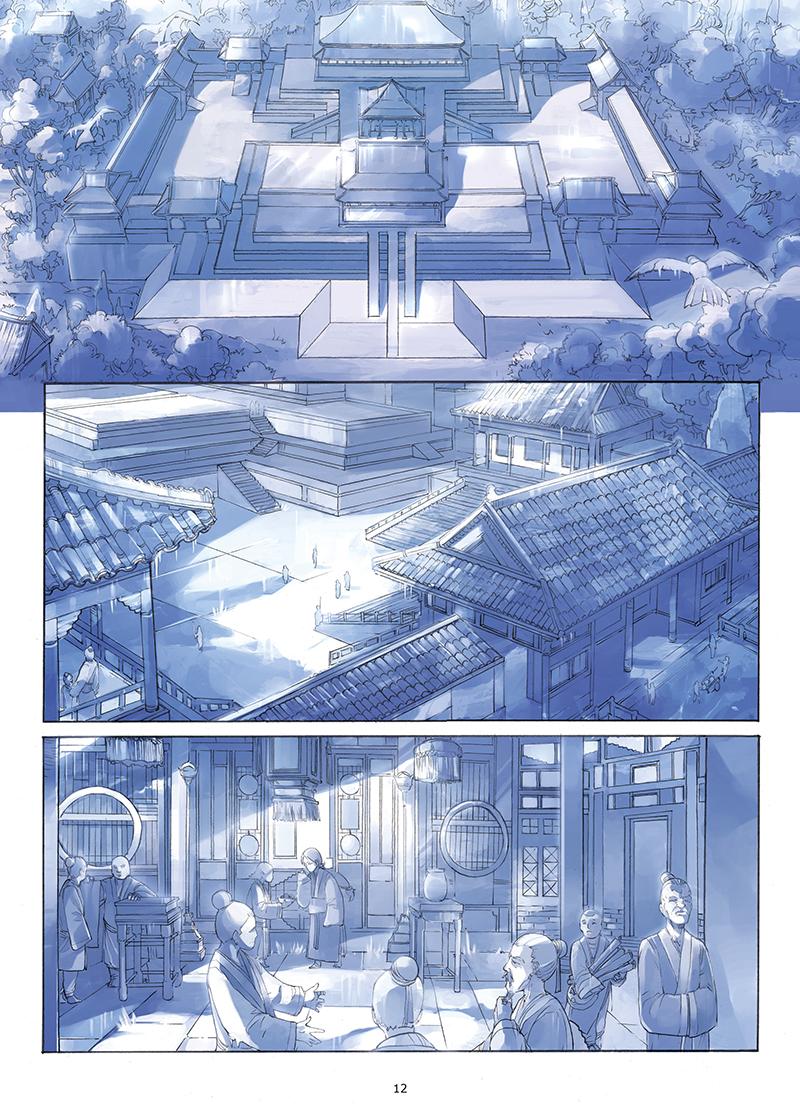 Extrait n°10 de la bd tome 4 par Yang Liu