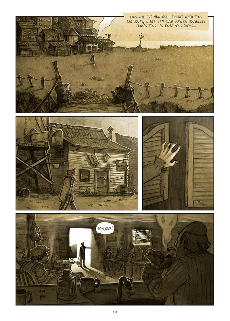 Extrait n°8 de la bd Les Dormants par Jonathan Munoz
