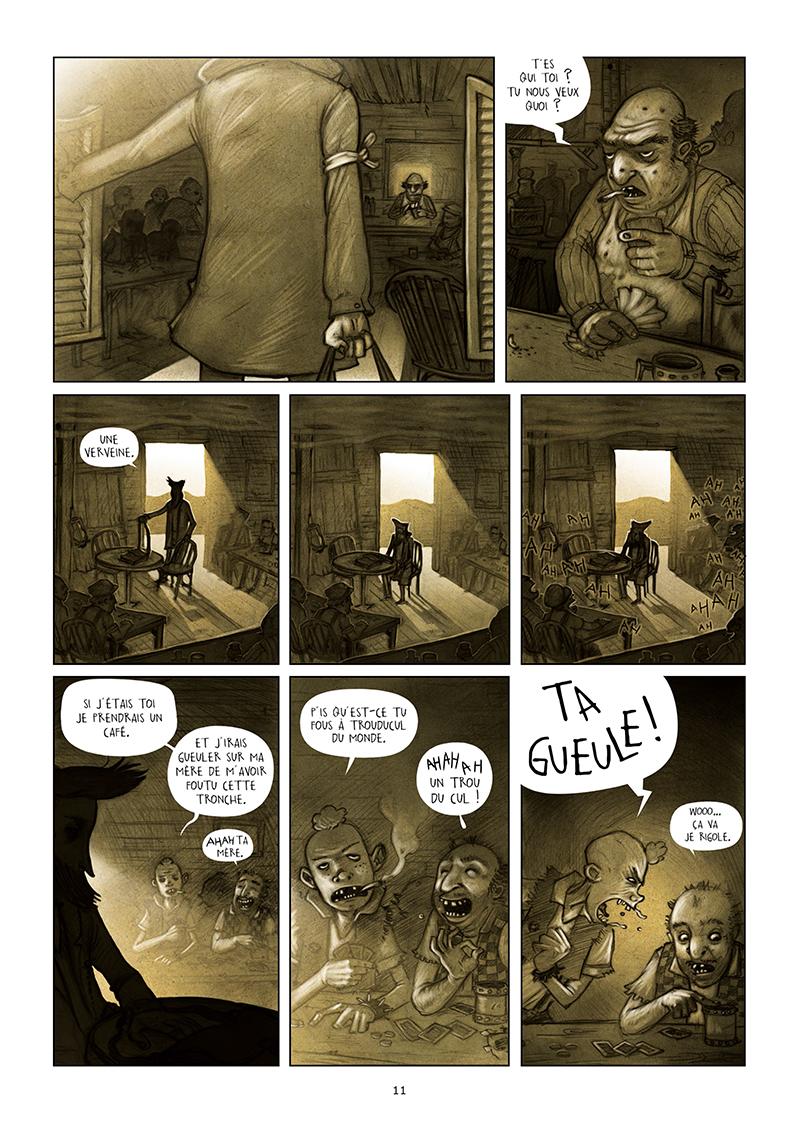 Extrait n°9 de la bd Les Dormants par Jonathan Munoz