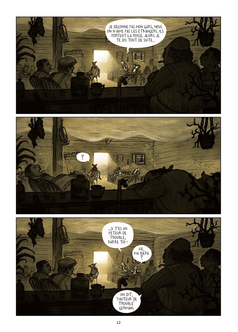 Extrait n°10 de la bd Les Dormants par Jonathan Munoz
