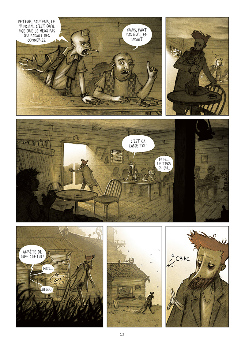 Extrait n°11 de la bd Les Dormants par Jonathan Munoz