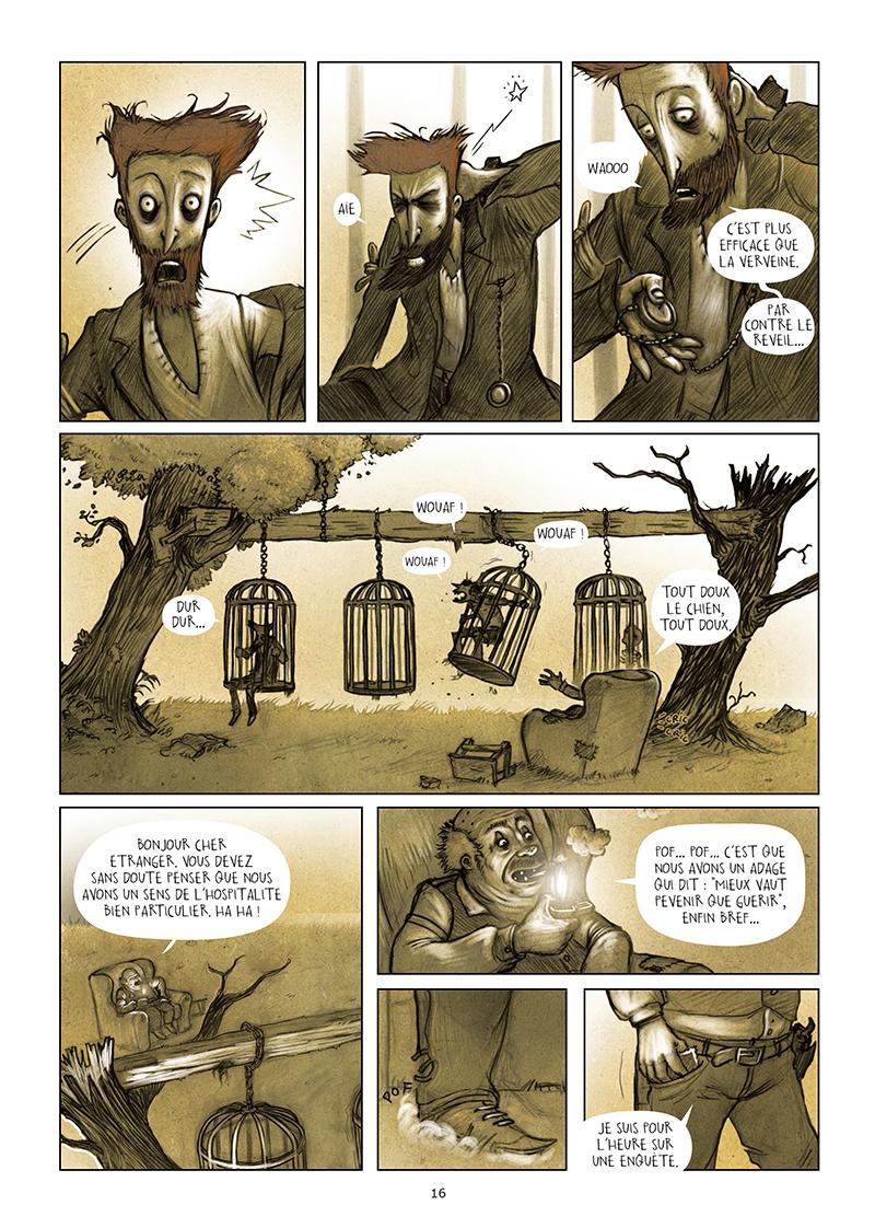 Extrait n°14 de la bd Les Dormants par Jonathan Munoz