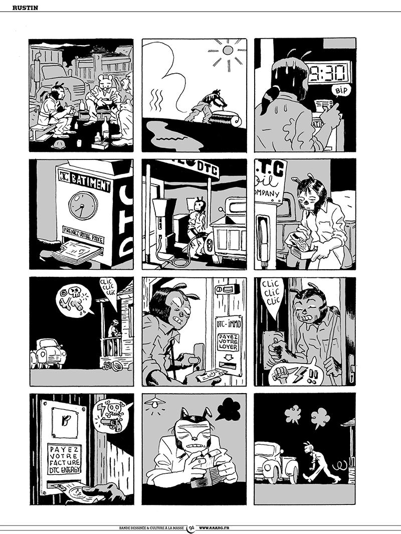 Extrait n°9 de la bd tome 5 par Pixel Vengeur