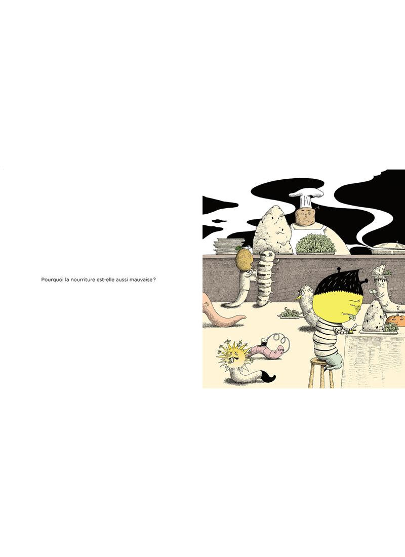 Extrait n°2 du manga Un Océan de larmes par Seo  Hyeon