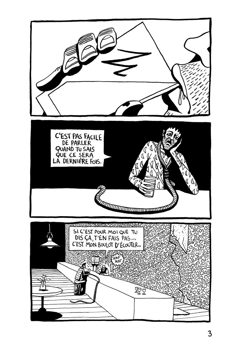 Extrait n°3 de la bd Edgar, ou les Tribulations d'un Pendu par Ariel Pelaprat