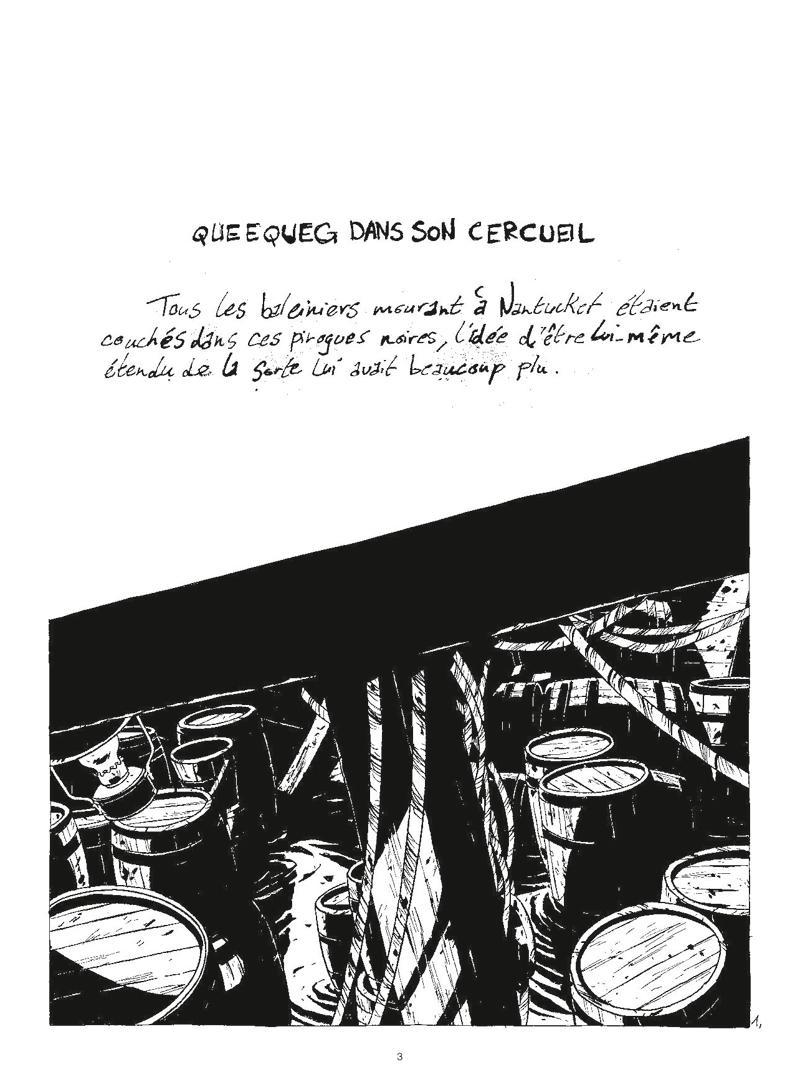 Extrait n°1 de la bd tome 2 par Christophe Chabouté