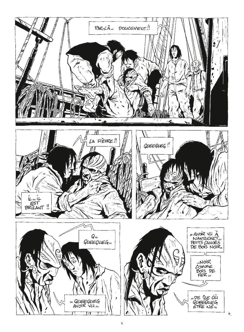 Extrait n°4 de la bd tome 2 par Christophe Chabouté